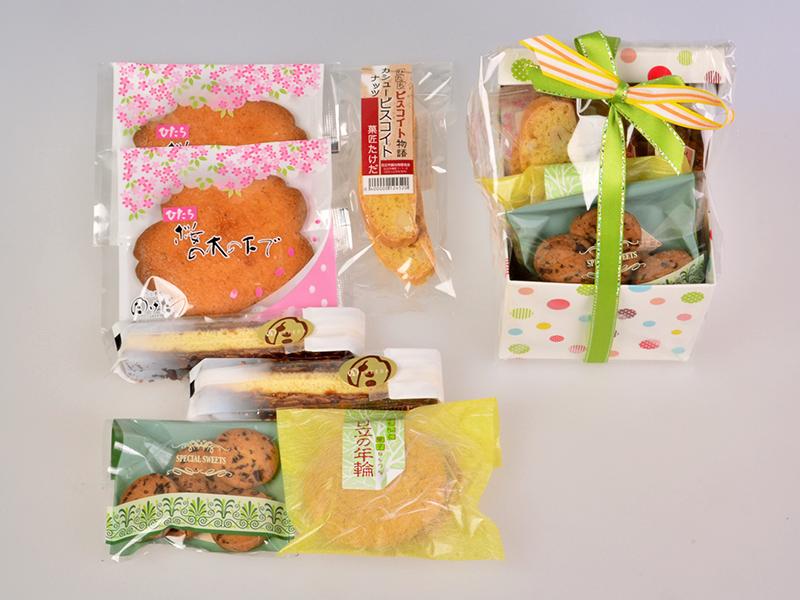 洋焼き菓子ボックスセット